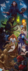 Vox Machina by Darantha