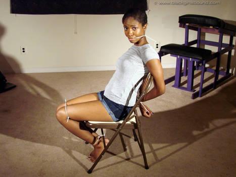 Madelline Zip-Tied Barefoot by pene4