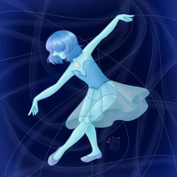 [FA] Blue Pearl by ArtSplasher