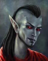 dark Elf by Kceon