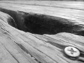 Knot-Hole On Deck by TapiocaDeath