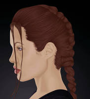 Lara Croft by Ilaria84