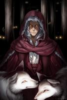 Red Hood by KUZUNUE