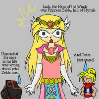 A Link in Zelda's Clothing? by anime-oujo