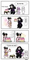 Happy Birthday, Kagura by righteousred