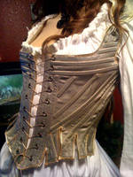 Lucky Lady corset by sarlume