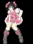fan art mikasa versi akb48 by risqavoni