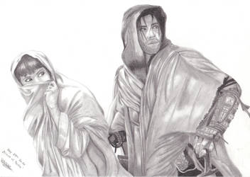Prince of Persia 1 - finished by AmayaKuroi
