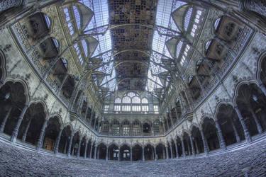 Chambre du Commerce by DimitriKING