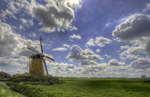 Dutch Mountains by DimitriKING