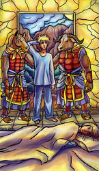 Tarot: Death by iscalox
