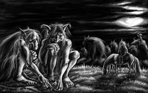Trolls by iscalox