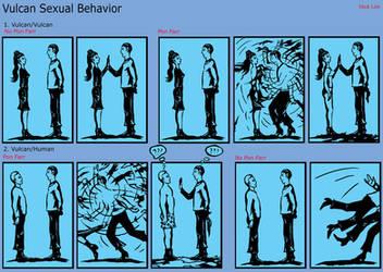 TOS: Vulcan Sexual Behavior by iscalox