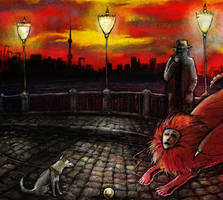 Walking the Manticore by iscalox