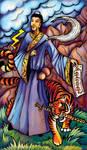 Tarot: Magician by iscalox