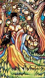 Tarot: The Empress by iscalox
