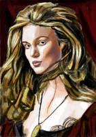 Kiera Knightley by UltimateHurl