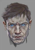 Iwan Rheon by UltimateHurl