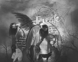 Freak by shad-designs