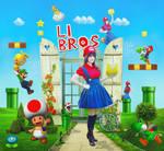 Li Bros {blend} by shad-designs