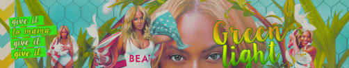 Green Light {banner} by shad-designs