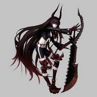 Black Gold Saw by Yytru