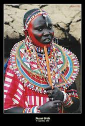 Masai Bride by SuperSimo