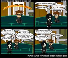 Paper Caper Comic 17 by papercaper