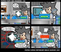 Paper Caper Comic 18 by papercaper