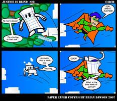 Paper Caper Comic 28 by papercaper