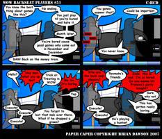 Paper Caper Comic 51 by papercaper
