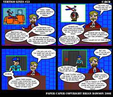 Paper Caper Comic 53 by papercaper