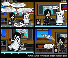 Paper Caper Comic 56 by papercaper
