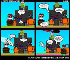 Paper Caper Comic 57 by papercaper