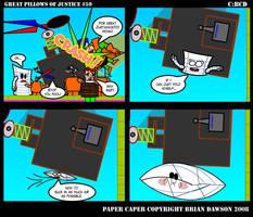 Paper Caper Comic 59 by papercaper