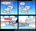 Paper Caper Comic 73 by papercaper