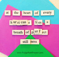 The Daily Magnet #182 by FridgePoetProject
