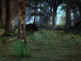 Forest Background 2 by BlackStock