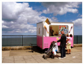 We Dream of Ice Cream by recklesslibertine
