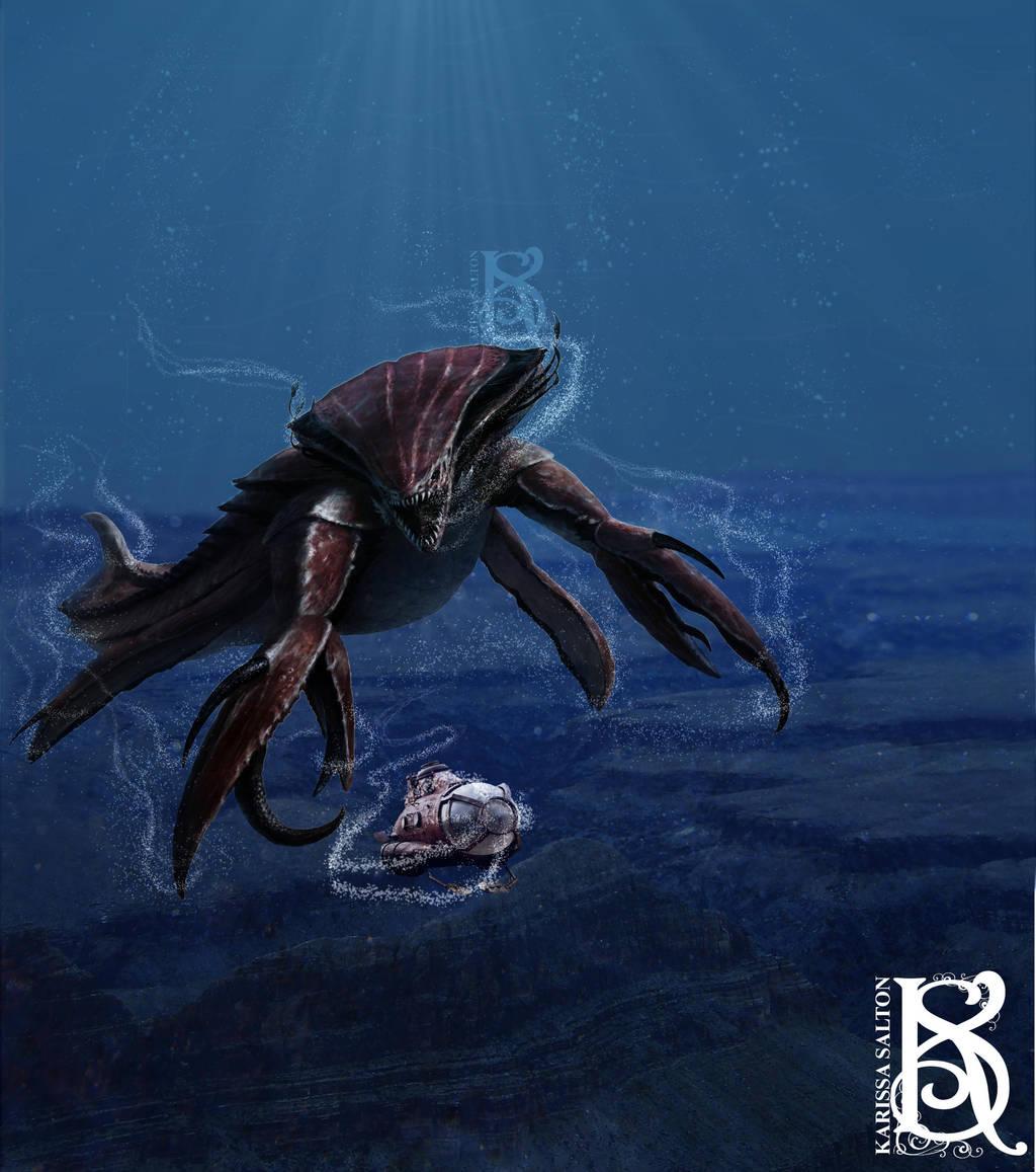 Leviathan by Karissa-Salton
