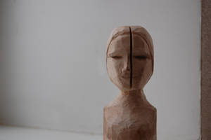 wooden totem by sudrabs
