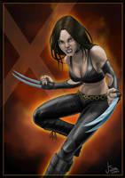X-23 by Gurila