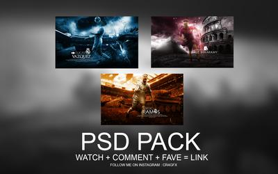 PSD Pack by ChrisRamos4 by ChrisRamos4GFX