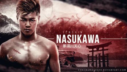 Tenshin Nasukawa Wallpaper by ChrisRamos4GFX