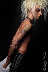 Eddie's tat by SDink