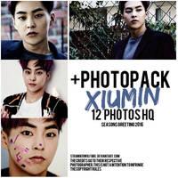 +XIUMIN (EXO) {PhotopacK} by StrangerWolfGirl