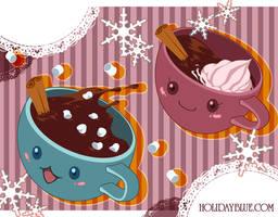 January: Hot Chocolate by ruina