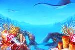 Manta Bay by ruina