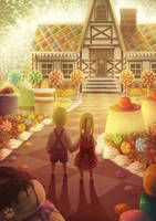 To the Candy House by ruina