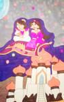 Aladdin and Jasmine (For MegaMovieMonday) by Destiny1234567
